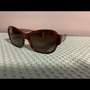 Tory Burch women's sunglasses.